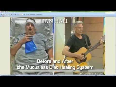 How the Mucusless Diet Helped Dan Hall Reclaim his Life: Prof. Spira Interviews Dan Hall
