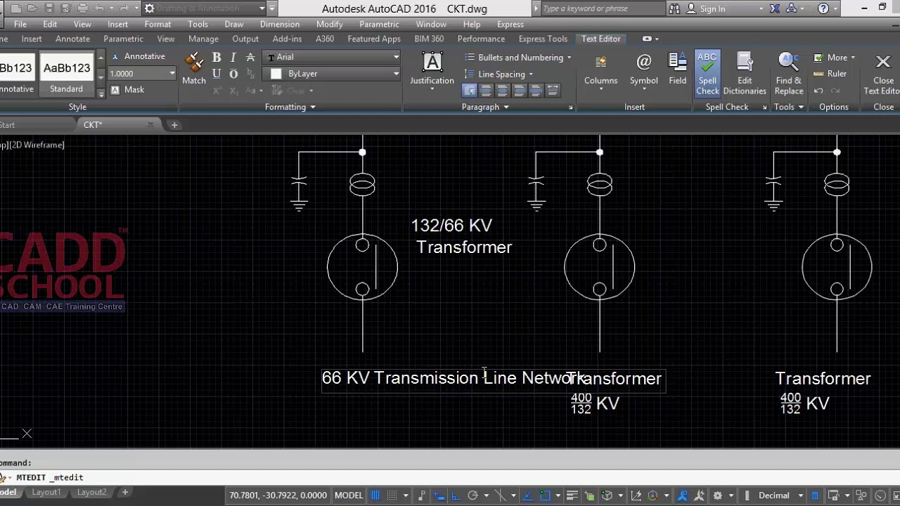 Autocad Electrical Tutorials