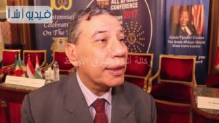 بالفيديو: الدكتورعزمى خليفة درجة التفاعل بين مصروأفريقيا من أعلى ما يكون