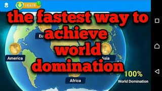 How to achieve world domination fast | online soccer manager