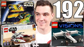 LEGO Star Wars VISIONS? Attack of the Clones LEGO 20th Anniversary Sets? | ASK MandRproductions 192