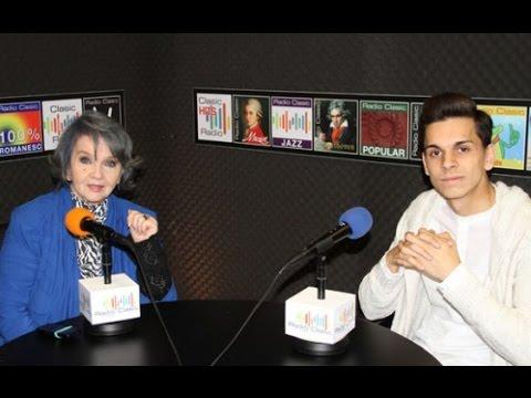 Margareta Paslaru de vorbă cu Cornelius Zirbo