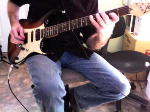 Jazz Guitar Lesson • Soloing Basics #1 • Scales Over ...