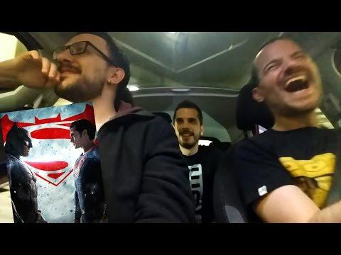 SPOILER CAR: Batman V Superman