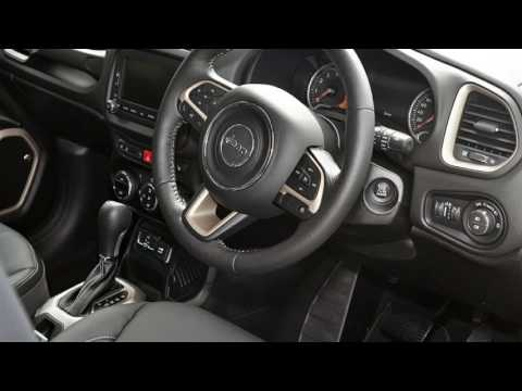 2016 Jeep Renegade BU MY16 Limited DDCT Carbon Black 6 Speed Sports Automatic Dual Clutch Hatchback