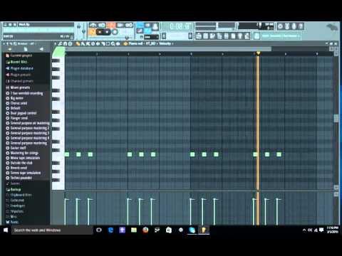 Rihanna - Work Instrumental FL Studio FLP
