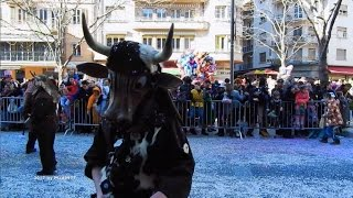 🐉  Carnaval Sion 2017 - Funny Cows