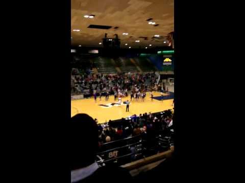 Stephen Decatur/Easton Baysides Half Court Shot