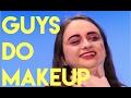 UNCW Dub Dares: Guys do Makeup