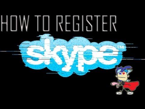 :: How To :: วิธีการสมัครSKYPE & เริ่มต้นใช้งาน