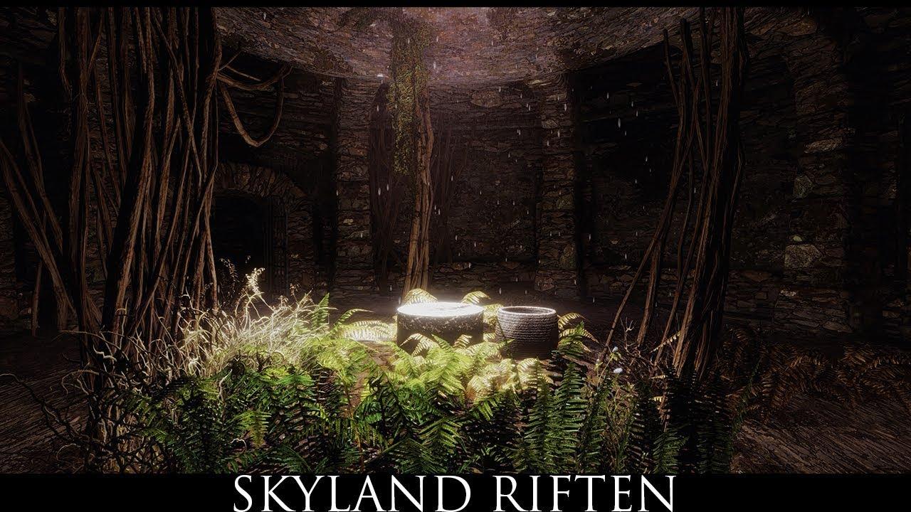 Skyrim SE Mods: Skyland Riften