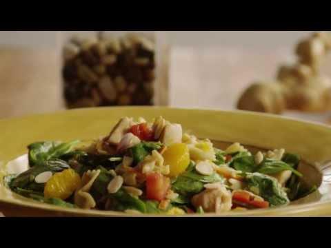 How to Make Asian Chicken Pasta Salad | Chicken Recipe | Allrecipes.com
