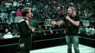 WWE WrestleMania 26 - Chris Jericho vs. Edge Promo [720p]