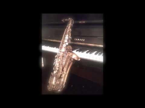 Hello - Lionel Richie [Alto Saxophone]