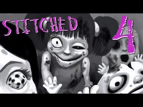 Stitched -  The Basement (RPG Maker) Manly Let's Play [ 4 ]