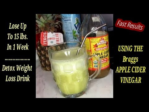 lose-up-to-15lbs-in-1-week-detox-weight-loss-drink-||-new-braggs-acv-recipe-||-fast-results