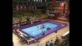 2015 China Super League: Shanghai Vs Guangdong [Full Match]