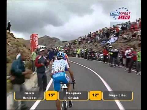 Daar gaat Gesink - Vuelta 2009