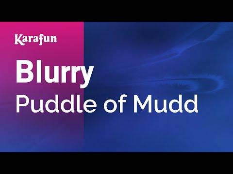 Karaoke Blurry - Puddle of Mudd *