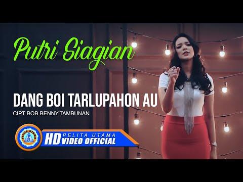 Putri Siagian - DANG BOI TARLUPAHON AU ( Official Music Video ) [HD]