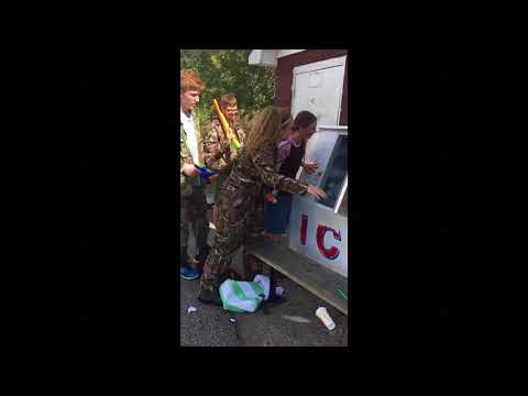 2017 WEST CARTER HIGH SCHOOL FRESHMAN SPIRIT WEEK VIDEO