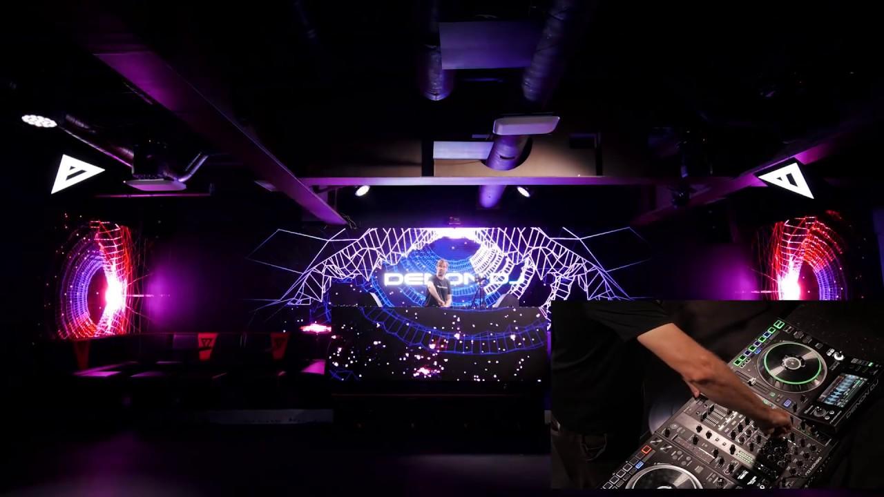 Denon DJ & Resolume AV Demonstration