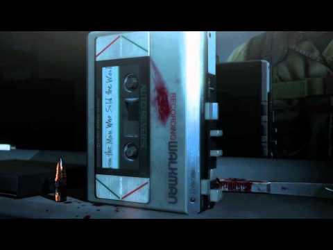 Sony Walkman in Metal Gear Solid V