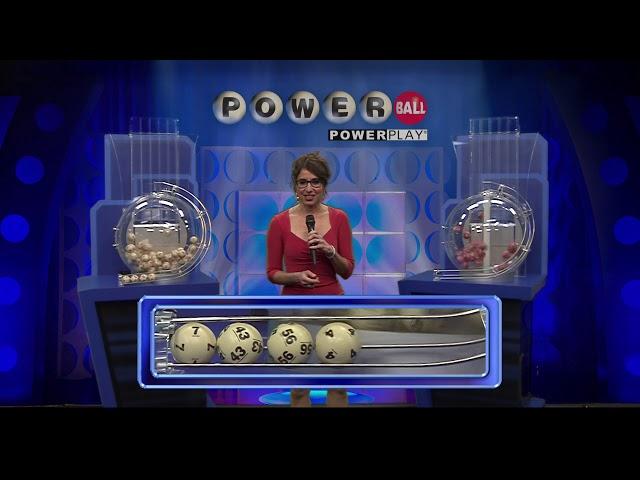 Powerball 20200108
