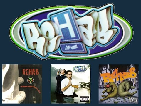 The Classic Rehab (Complete Discography 1999-2002) - Danny Boone, Brooks Buford, and Steaknife
