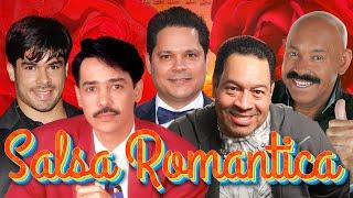 LAS MEJORES SALSA ROMÁNTICA MIX - JERRY RIVERA, EDDIE SANTIAGO, FRANKIE RUIZ, MARC ANTHONY Y MÁS