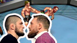 Conor McGregor vs Khabib Nurmagomedov 2018 full fight