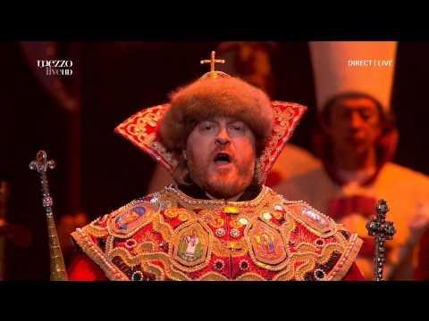 Scene from Mussorgsky --