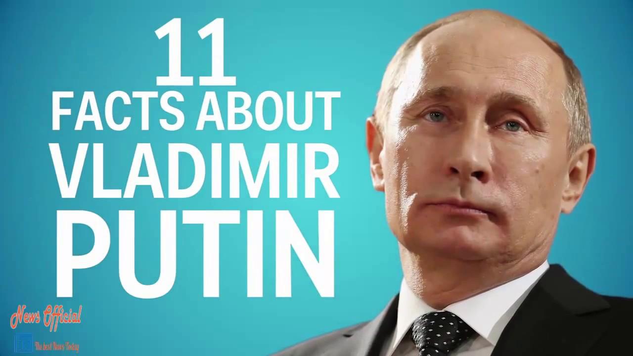 Vladimir Putin Facts