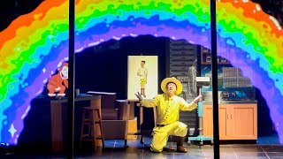 """NEW Show """"Curious George"""" at Universal Studios Japan Thank you for ..."""