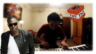 Taio Cruz - Dynamite (Piano Cover + Tutorial) Beautiful & Easy