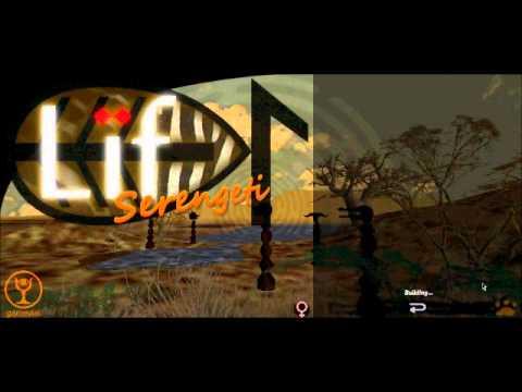Lif Serengeti =Monster= Gameplay 1 - YouTube