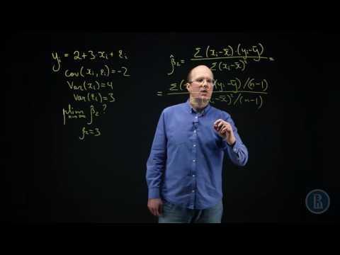 Различные формы записи одной модели в эконометрике