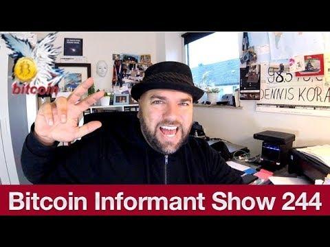 #244 Banker verzweifeln am Bitcoin, Bitcoin Gold Wallet Scam, Marokko BTC Verbot & Banken überflüs