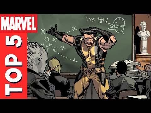 Top 5 Wolverine Funny Moments From Wolverine and the X Men