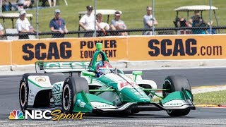 IndyCar Road America qualifying highlights | Motorsports on NBC