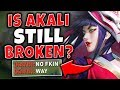 IS AKALI STILL OVERPOWERED IN PATCH 9.3?!? (4V5) FT. TOXIC TROLL ON TEAM - League of Legends