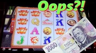 Oops?! Slot Machine - Lucky Casino Deluxe