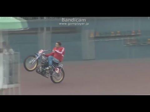 船橋オートで青山 周平選手が優勝!(ウィニングラン付き)GⅡ ...