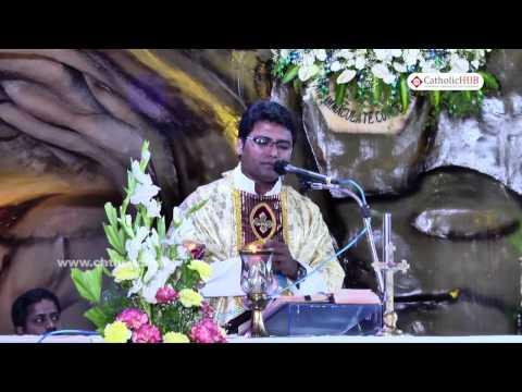 Novena Mass@Feast of Our Lady of Lourdes Church,Halasuru,Bangalore,KA,India,10-02-17