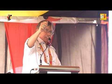 Ucapan Penuh Ketua Menteri Di Perasmian Program Jerayawara GPS Zon 6