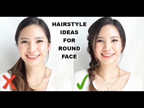 [Hairstyle] ไอเดียทรงผมสำหรับสาวหน้ากลม | mininuiizz
