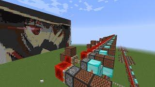 【このすば】 音ブロックで「fantastic dreamer」演奏してみた 【Minecraft】