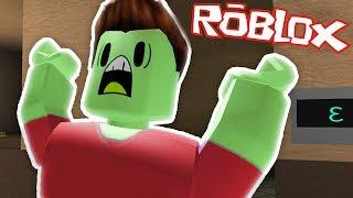 ОЧЕНЬ СТРАШНЫЙ ЛИФТ в ROBLOX / Нас поймали. Убегаем от призрака. Видео для детей от КИДА