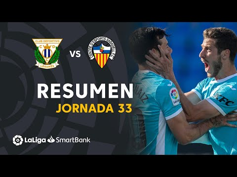 Leganes Sabadell CE Goals And Highlights