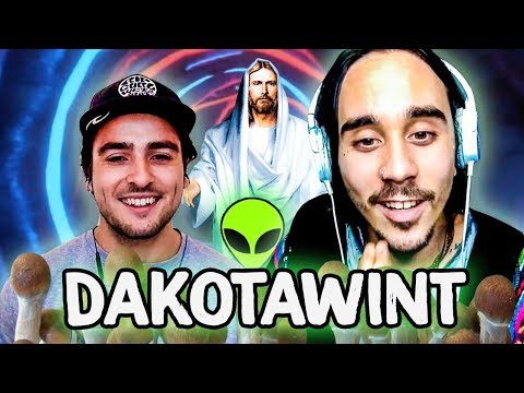 DAKOTAWINT [Mushrooms, DMT Aliens & Jesus] | Your Mate Tom Podcast #7